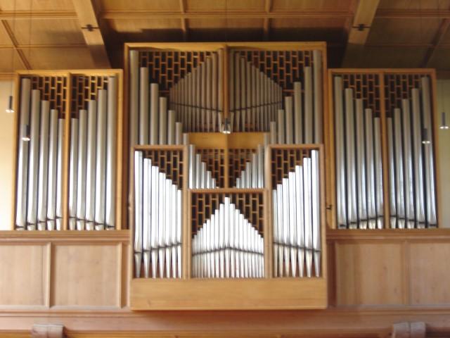 Orgelprospekt